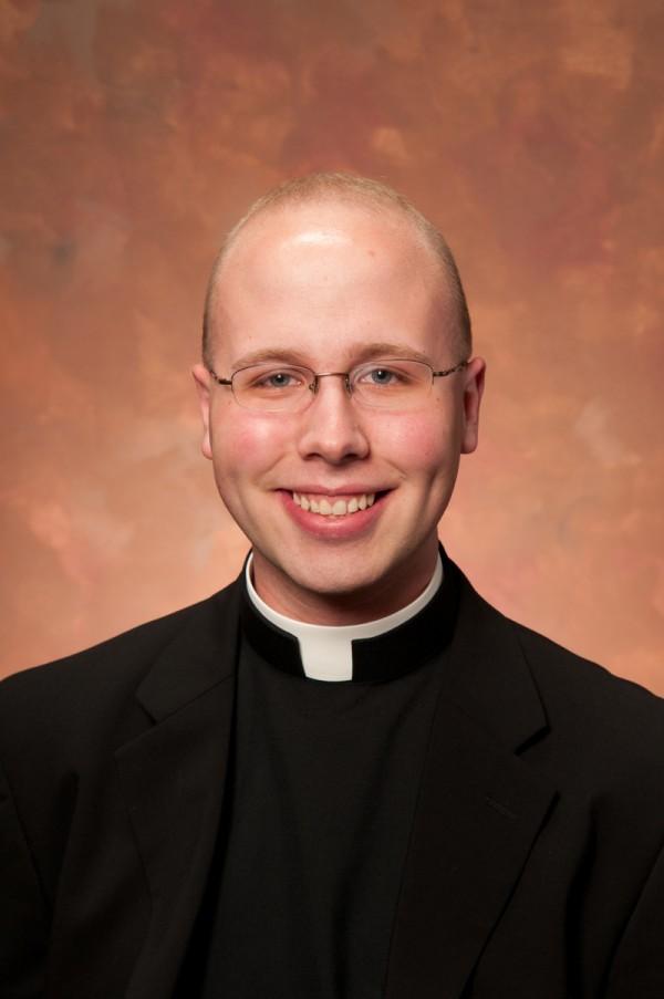 Seminarian Kyle Doustou