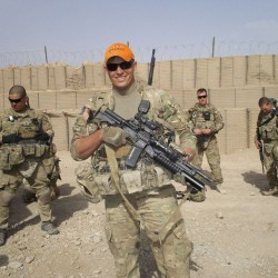 US Army Staff Sergeant Travis Mills of the 82nd Airborne was critically injured on his third tour of duty in Afghanistan. This American Hero strives to see through Veterans and their families have a place to be enriched & inspired, The National Veterans Family Center.