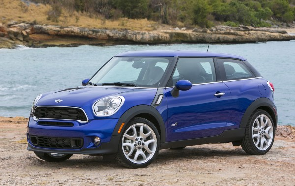 The 2013 Mini Cooper Paceman S All4 is a small hatchback/station wagon, but it fails to live up to what one expects of a hatchback or station wagon.