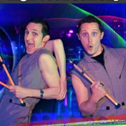 AudioBody : Thrilling High-Tech Comedy Show
