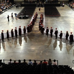 Beal College graduates largest class ever