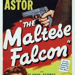River City Cinema presents THE MALTESE FALCON.  Friday, June 28 in Pickering Square, Downtown Bangor. FREE! Movie starts after sunset (around 8:30), bring your own seating.