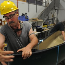 Old Town Canoe cuts back production