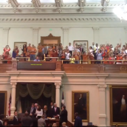 Texas poised to enact abortion restrictions despite opposition
