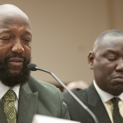 Trayvon Martin's parents continue fight for justice on Capitol Hill