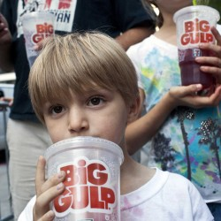 A tough act to swallow: New York City bans big sugary drinks