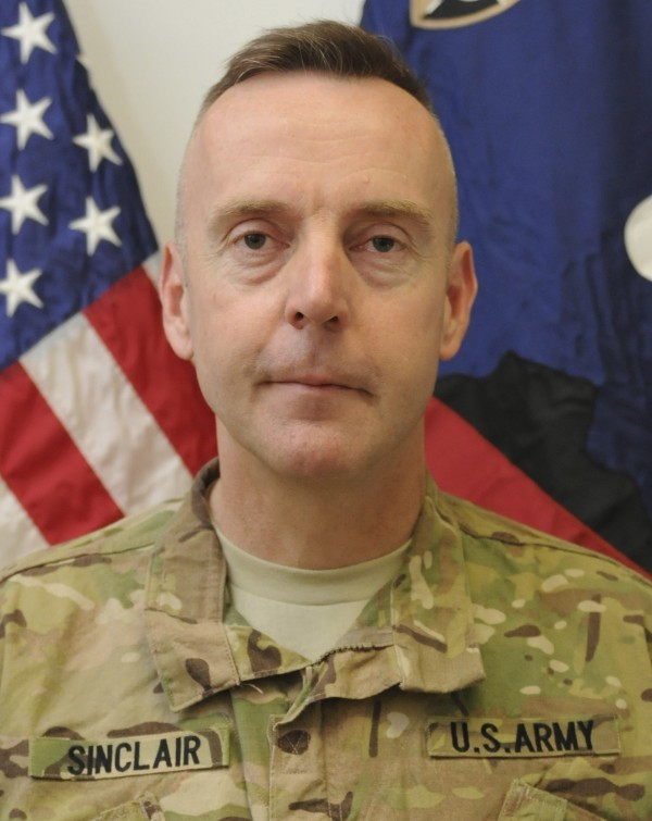 Brigadier General Jeffrey Sinclair, a U.S. Army general facing charges of forcible sodomy and engaging in inappropriate relationships stemming from allegations that got him sent home from Afghanistan this year, is seen in this handout photo received September 26, 2012.