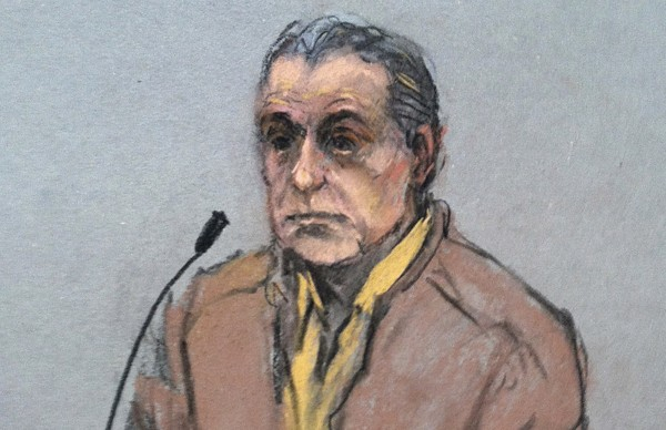 Admitted killer Stephen 'The Rifleman' Flemmi takes the witness stand in James 'Whitey' Bulger's murder and racketeering trial.