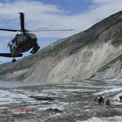Former Alaska Sen. Ted Stevens dies in plane crash