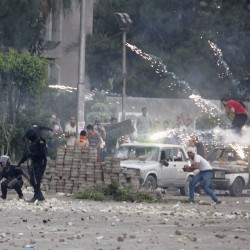 Egypt's violent step backward