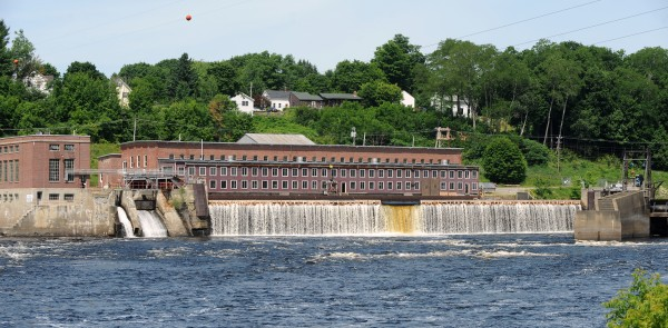 The Federal Energy Regulatory Commission approved the Penobscot River Restoration Trust's request to decommission and remove the Veazie Dam in 2010. The dam will be breached on July 22.