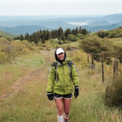 Portland native Zoe Romano, 26, is attempting to become the first runner to complete the Tour de France course.