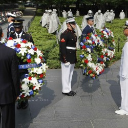 Korean War commemorative ceremony