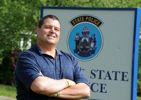 Retired Maine State Police detective Brian Strout served 25 years with the State Police, the last 15 in the Criminal Investigation Division.  May 24, 2013 was Strout's last day of work.