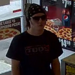 Man arrested in Little Caesars pizza shop robbery