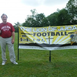 Lion of Judah Football Camp Aug. 5-8 in Bangor