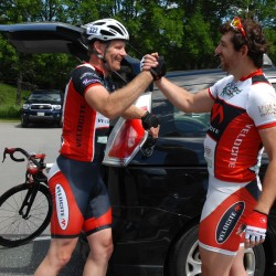 Friend says elite cyclist hurt during County race has international experience in his sport