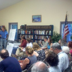 Clifton planners won't allow public comment during wind farm meeting