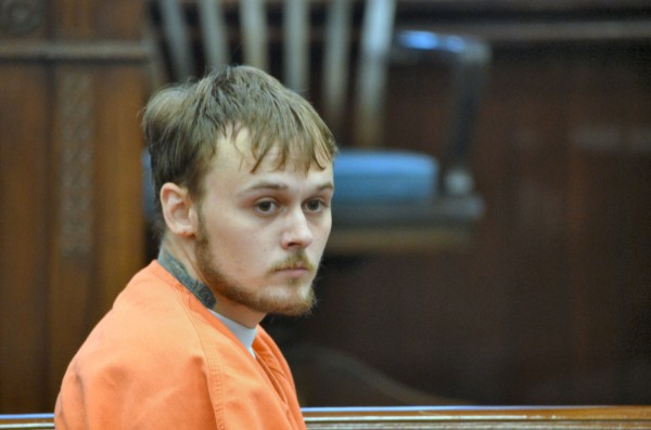 Jason Cote, 22, appeared in Somerset County Superior Court for the first time on Friday facing the charge of murder in the death of Ricky Cole.