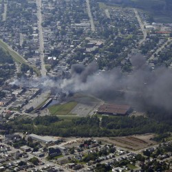 Quebec rail disaster shines critical light on oil-by-rail boom