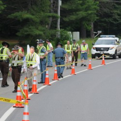 Fatal accident in Clifton — — Bangor Daily News — BDN Maine