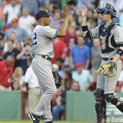 Yankees edge Red Sox despite another blown save by Rivera