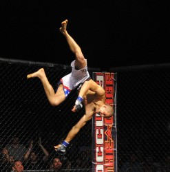 Promoters expect strong ticket sales for Bangor waterfront MMA fights
