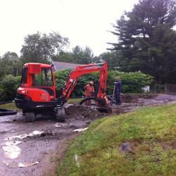 DEP cleans up oil spill at Bangor Car Care