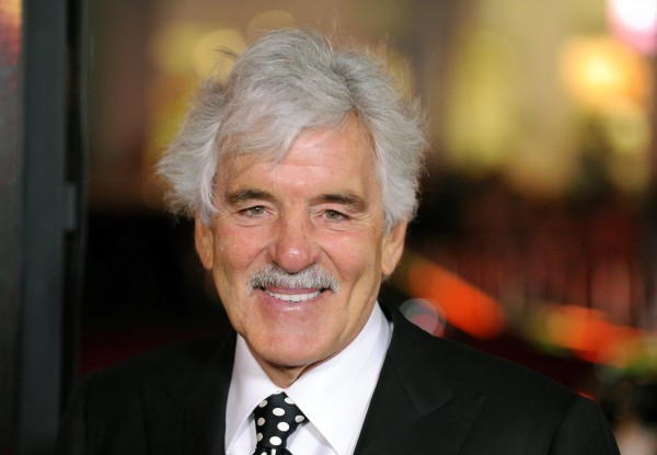 Actor Dennis Farina arrives at the Hollywood premiere of the HBO series &quotLuck&quot in Los Angeles, California in this file photo taken January 25, 2012.  Farina, a former Chicago policeman turned tough-guy actor, died in Scottsdale, Arizona, on Monday, the actor's publicist said.