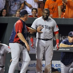 Hold the phone: Ortiz goes 4-for-4 in Boston win