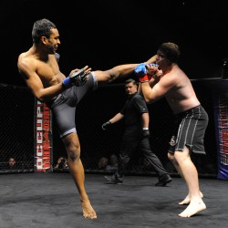 Weather should not affect outdoor mixed martial arts event at Bangor Waterfront