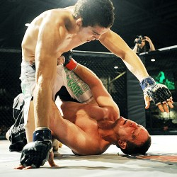 Bucksport fighter wins state title at Bangor's first mixed martial arts event