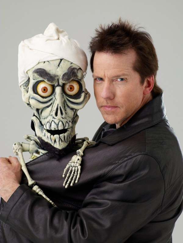 Jeff Dunham will perform at the Cross Insurance Center on Nov. 22, 2013.