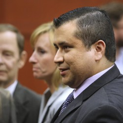 George Zimmerman, accused of pointing gun at girlfriend, granted bail in domestic violence case