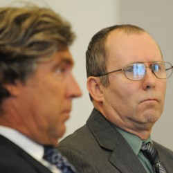 Trial begins in beating death of Hudson man