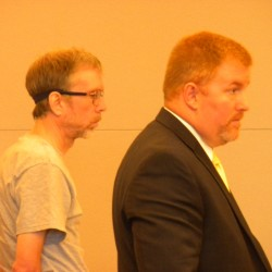 Jury to resume deliberating Friday in arson trial of ex-Prentiss man