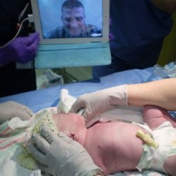 Presque Isle hospital's 'Centennial Baby' born on Fourth of July