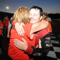 Benjamin savoring second consecutive Oxford 250 victory