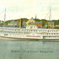 Who was who in Bangor a century ago?