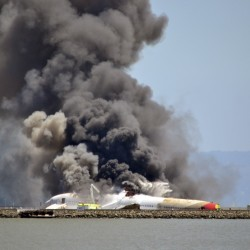 Two killed, many hospitalized in S. Korean airliner crash in San Francisco
