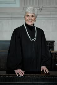 Former Maine Supreme Judicial Court Justice Caroline Glassman