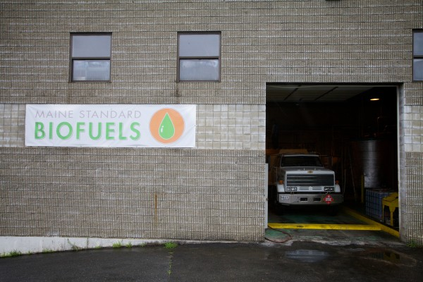 Maine Standard Biofuels in Portland makes biodiesel with used cooking oil from nearly 800 restaurants from Bar Harbor to Boston.