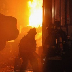 Portland apartment building fire leaves 41 homeless