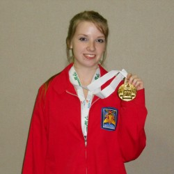 National Gold Medal Winner