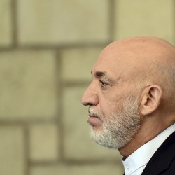 Obama, Karzai discuss security pact with successor