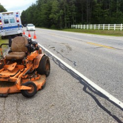 Old Town boy's foot severed in lawn mower accident