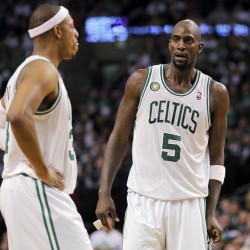 Celtics, Garnett agree to 3-year contract