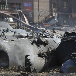 Quebec police finish investigation of Lac-Megantic rail disaster