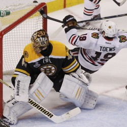 Rask says he's ready to be Bruins No. 1 goalie