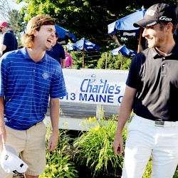 Samoset's Duke seizes lead at Charlie's Maine Championship golf tourney